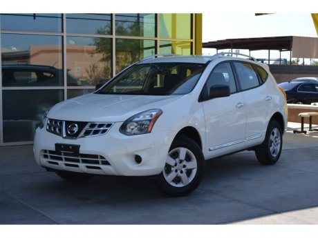 2014 Nissan Rogue S Select