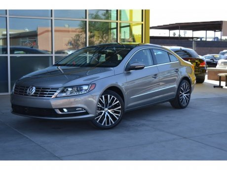 2014 Volkswagen CC VR6 Executive 4Motion