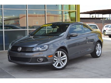 2013 Volkswagen Eos Executive