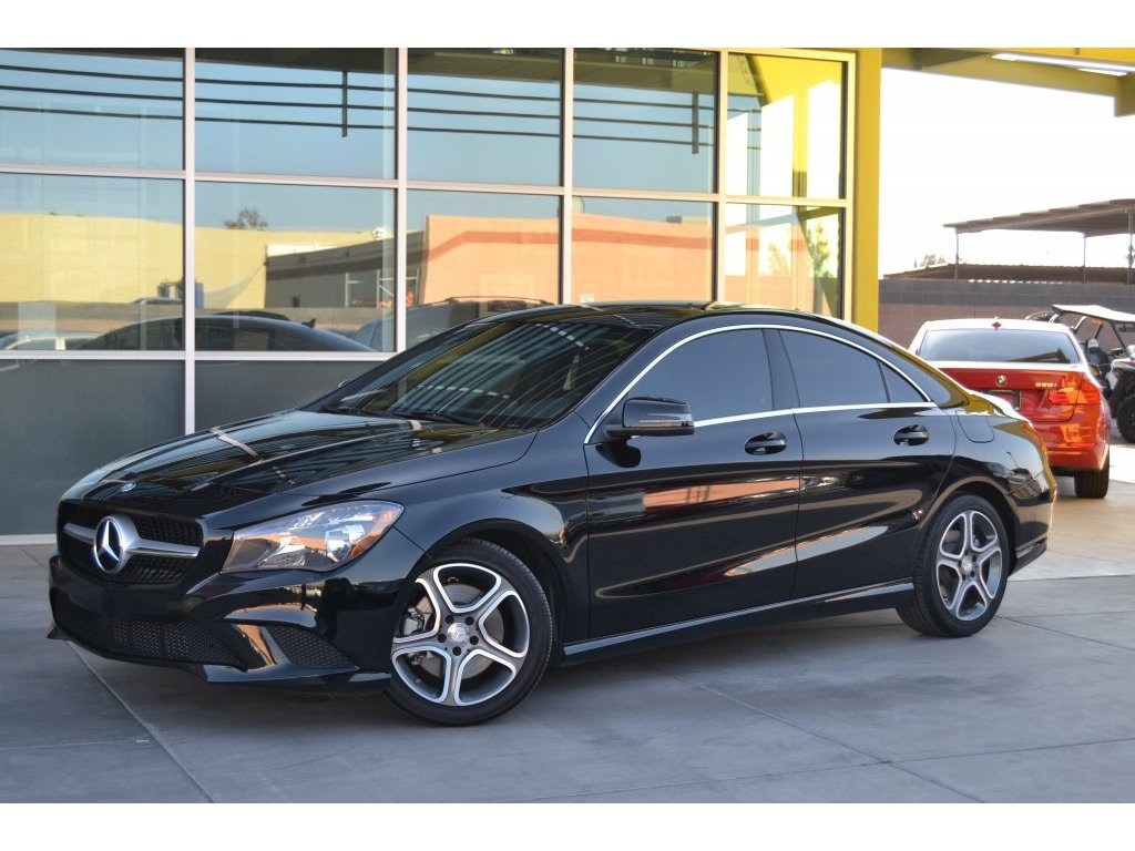 2014 mercedes benz cla250 for sale in tempe az serving for Mercedes benz cla250 used