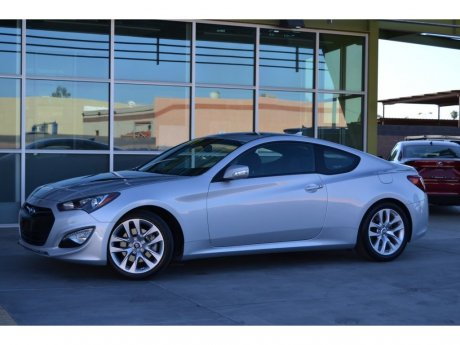 2014 Hyundai Genesis Coupe 3.8 Grand Touring