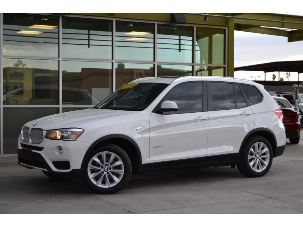 2015 BMW X3 xDrive28d (E96108) Main Image