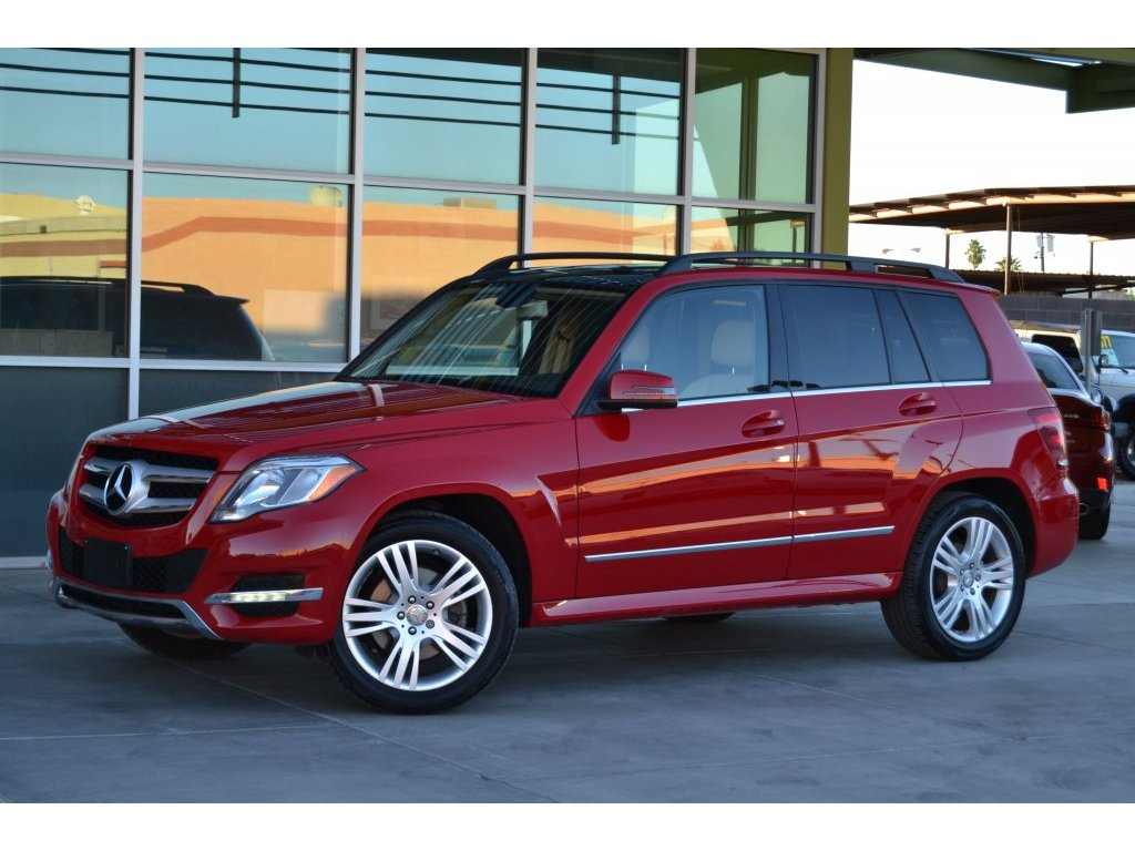 2015 Mercedes-Benz GLK350 (396258) Main Image
