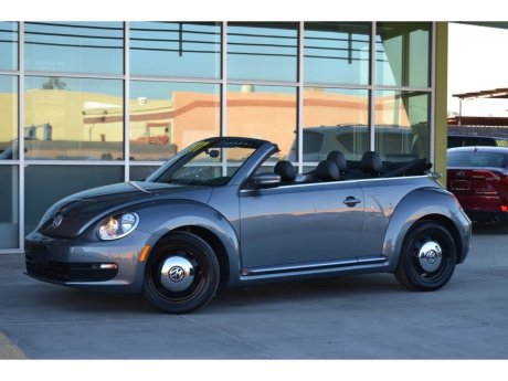 2014 Volkswagen Beetle Convertible 1.8T w/Tech