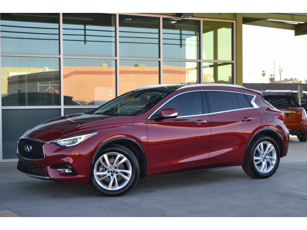 2017 infiniti qx30 for sale in tempe az serving phoenix used infiniti sales. Black Bedroom Furniture Sets. Home Design Ideas