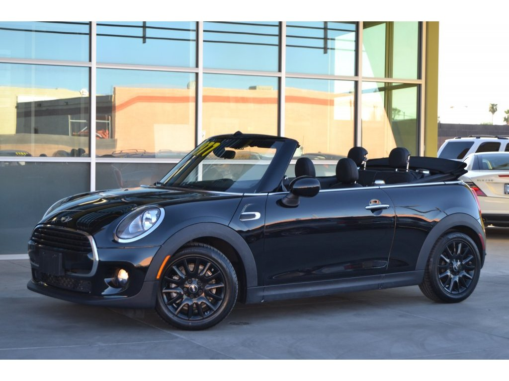 2016 Mini Cooper Convertible (C19207) Main Image