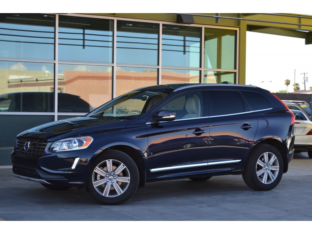 2016 volvo xc60 for sale in tempe az used volvo sales. Black Bedroom Furniture Sets. Home Design Ideas