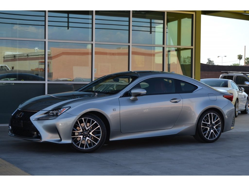 2015 lexus rc 350 for sale in tempe az serving phoenix used lexus sales. Black Bedroom Furniture Sets. Home Design Ideas