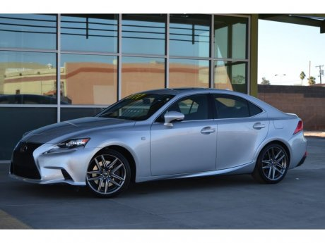 2016 Lexus IS 200t F-Sport