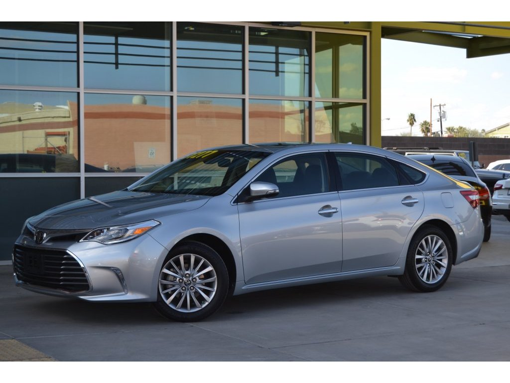 2017 toyota avalon for sale in tempe az used toyota sales. Black Bedroom Furniture Sets. Home Design Ideas