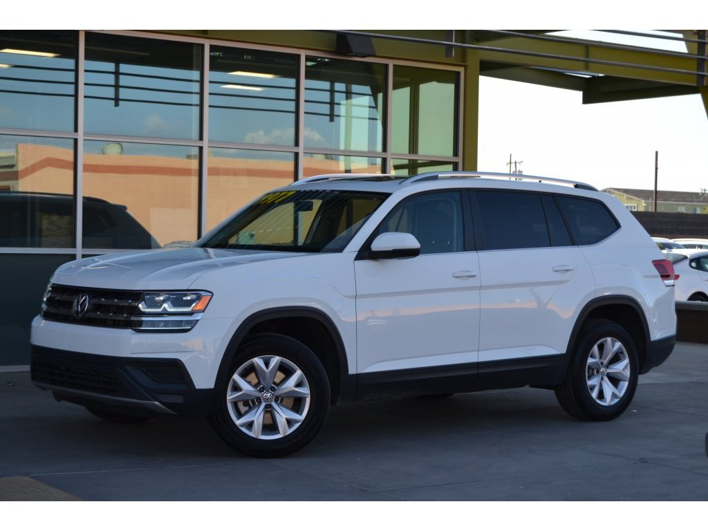 2018 Volkswagen Atlas 3.6L V6 Launch Edition (505913) Main Image