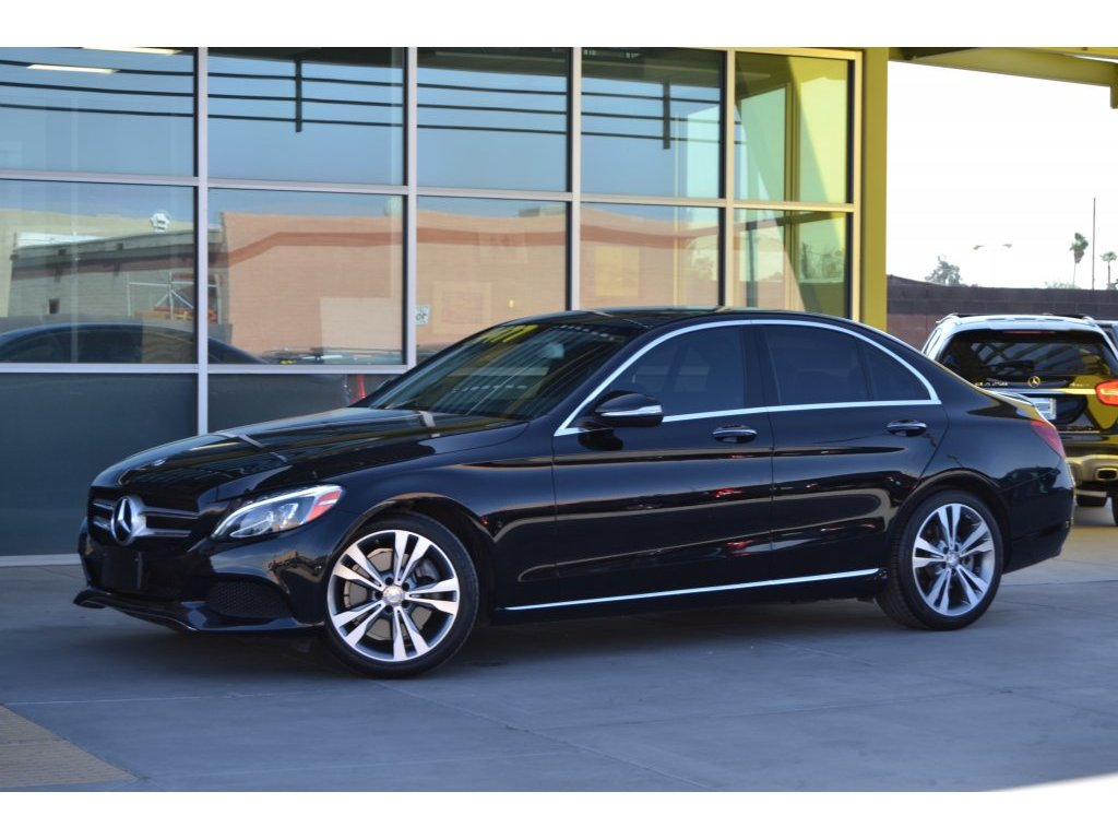 2015 Mercedes-Benz C300 C 300 (046945) Main Image