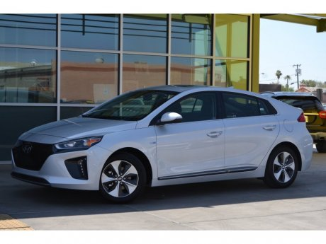 2017 Hyundai Ioniq Electric Limited