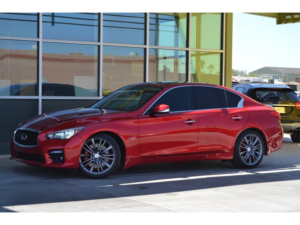 2017 Infiniti Q50 For Sale In Tempe Az Used Sales Remote Starter Lesueur Car Company Frame Red Sport 400 851200 Main Image