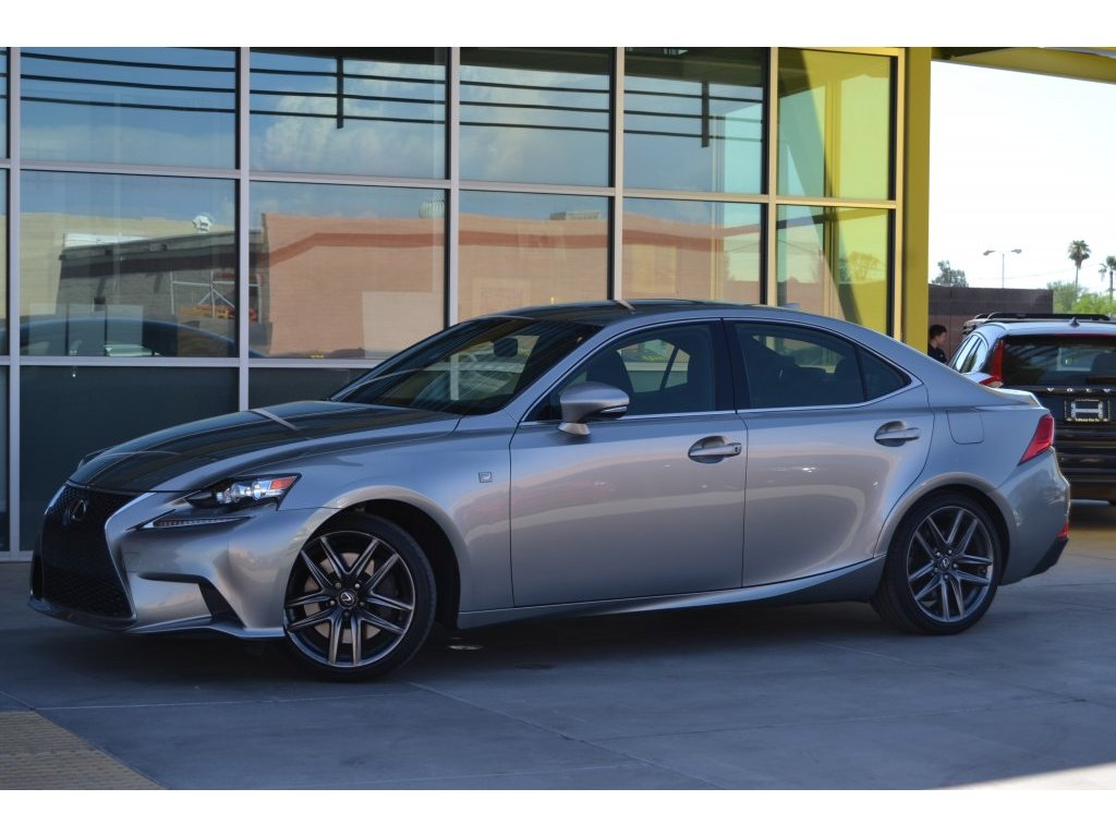 2015 Lexus IS 350 (019110) Main Image
