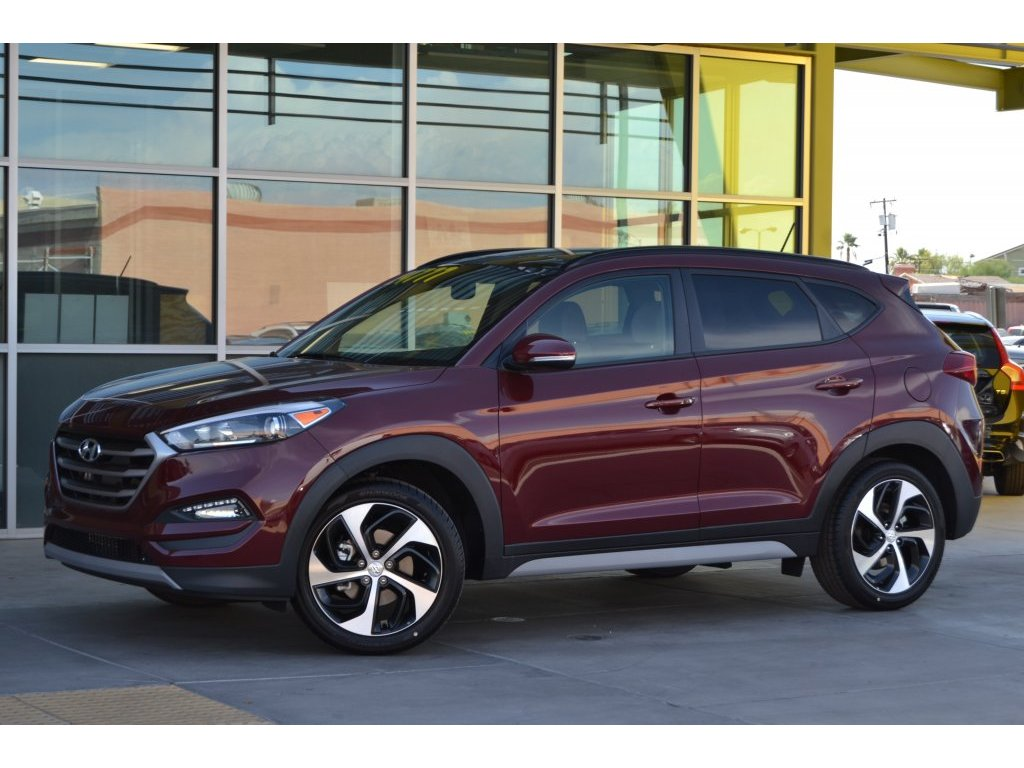 2017 Hyundai Tucson For Sale In Tempe Az Serving Scottsdale Used