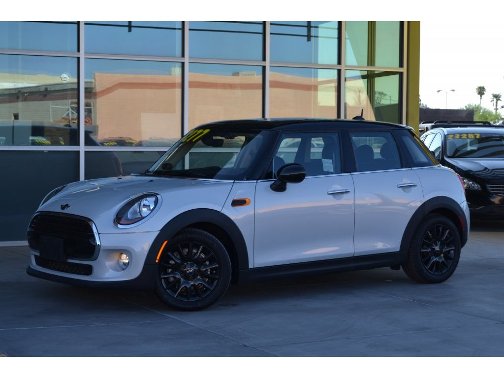 2018 Mini Cooper 4 Door Hardtop (F79398) Main Image