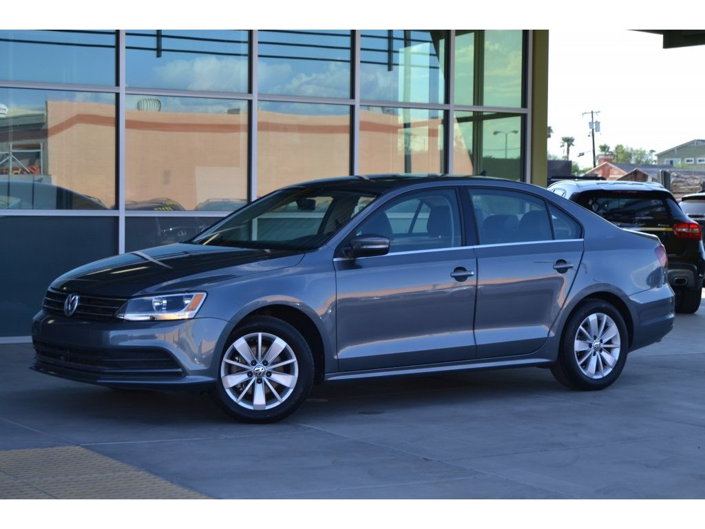 2016 Volkswagen Jetta 1.4T SE w/Connectivity (405938) Main Image