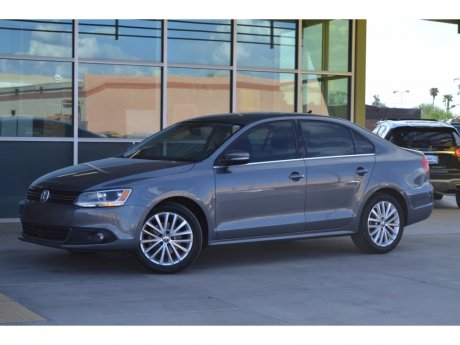 2012 Volkswagen Jetta Sedan SEL w/Sunroof