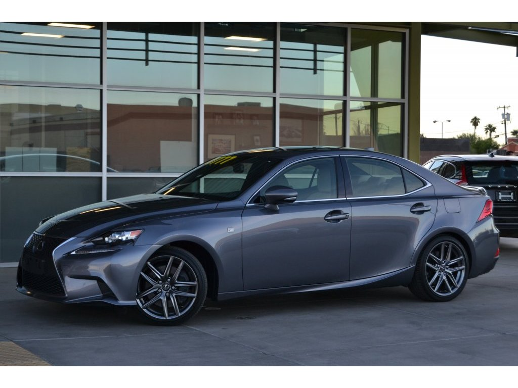 2016 Lexus IS 300 F-Sport (002172) Main Image
