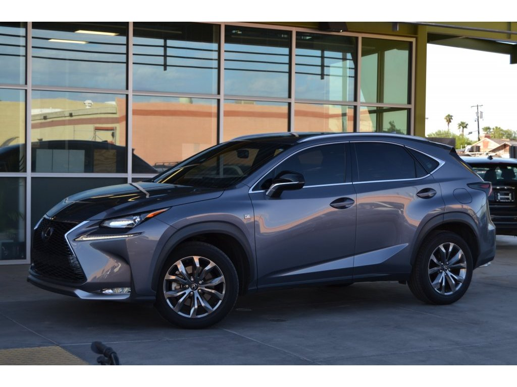 Lexus Nx 200T F Sport >> 2016 Lexus Nx 200t For Sale In Tempe Az Serving Scottsdale Used