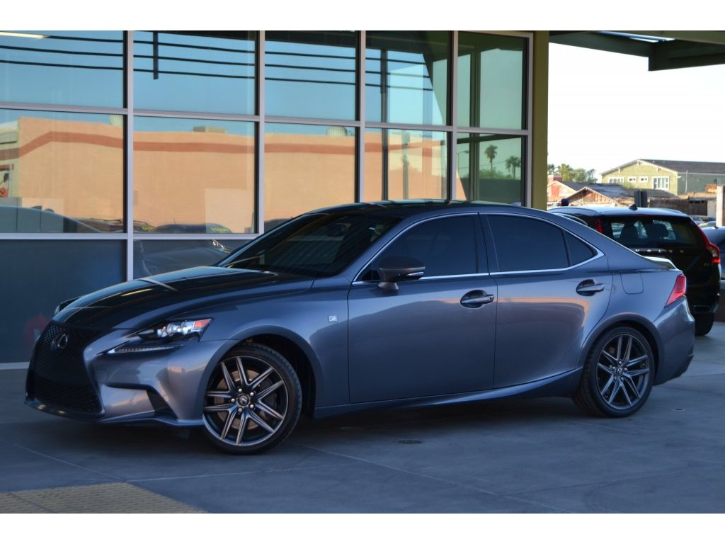 2015 Lexus IS 350 F-Sport (019967) Main Image
