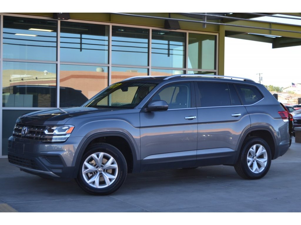 2018 Volkswagen Atlas 3.6L V6 Launch Edition (503628) Main Image