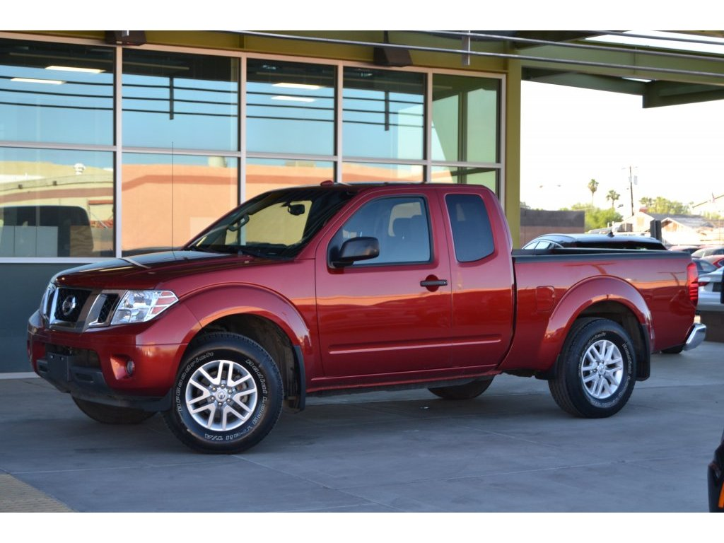 2014 Nissan Frontier SV (752468) Main Image