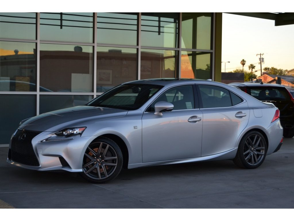 2015 Lexus IS 350 F-Sport (020053) Main Image