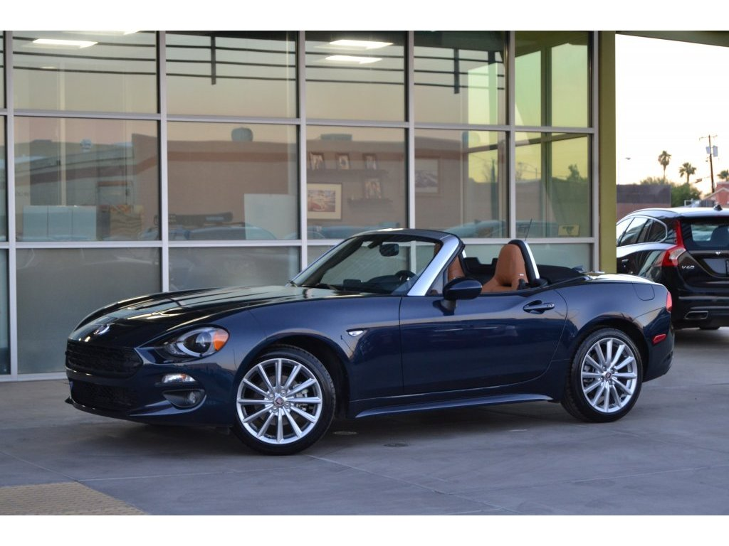 2018 Fiat 124 Spider For Sale In Tempe Az Serving Phoenix Used