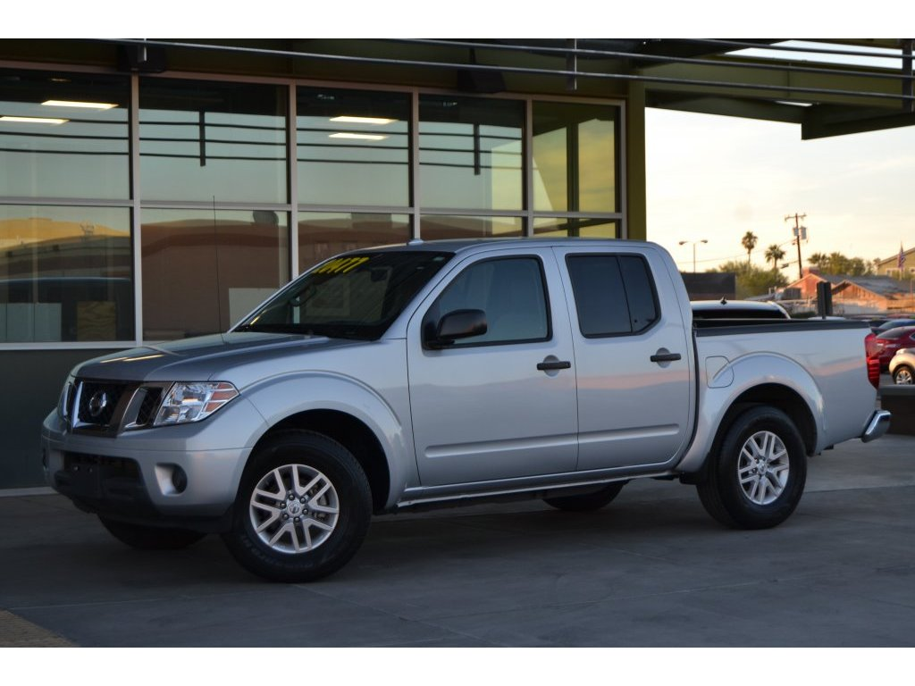 2016 Nissan Frontier SV (793697) Main Image