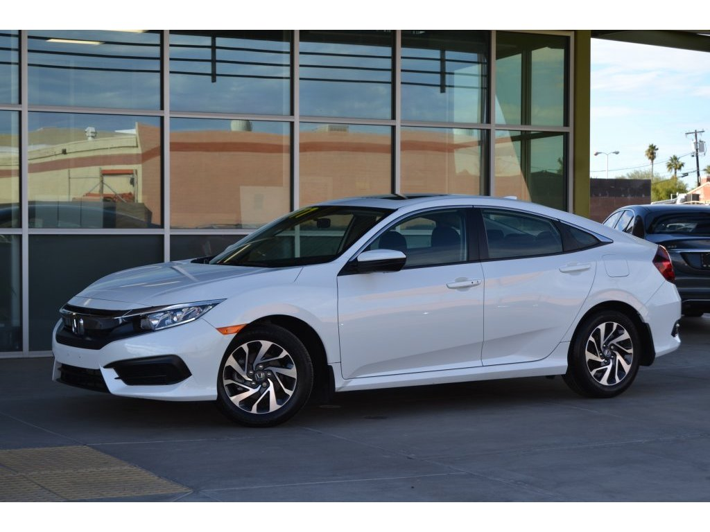 2018 Honda Civic Sedan EX (202937) Main Image