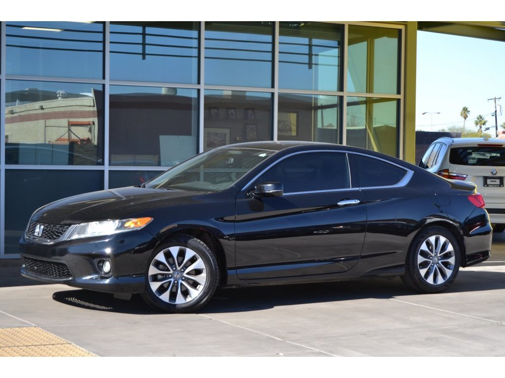2014 Honda Accord Coupe EX (005975) Main Image