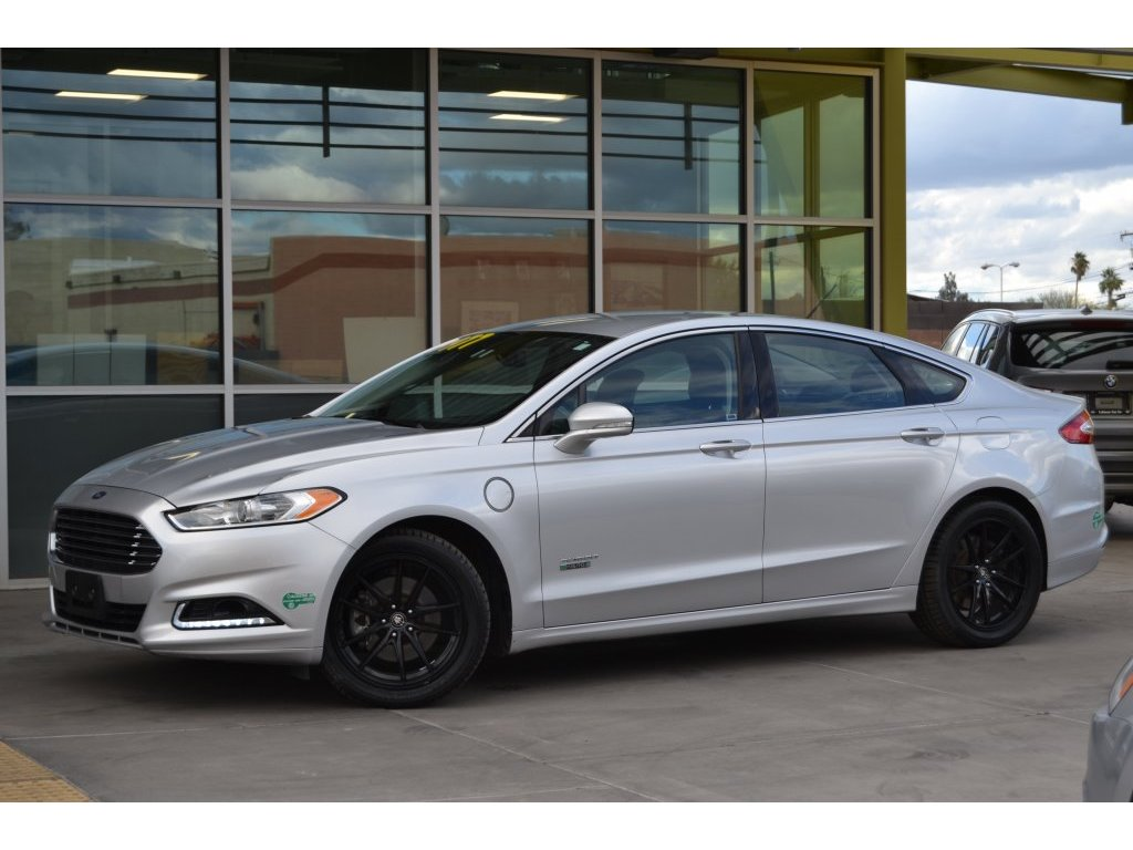 2014 Ford Fusion Energi SE Luxury (203872) Main Image