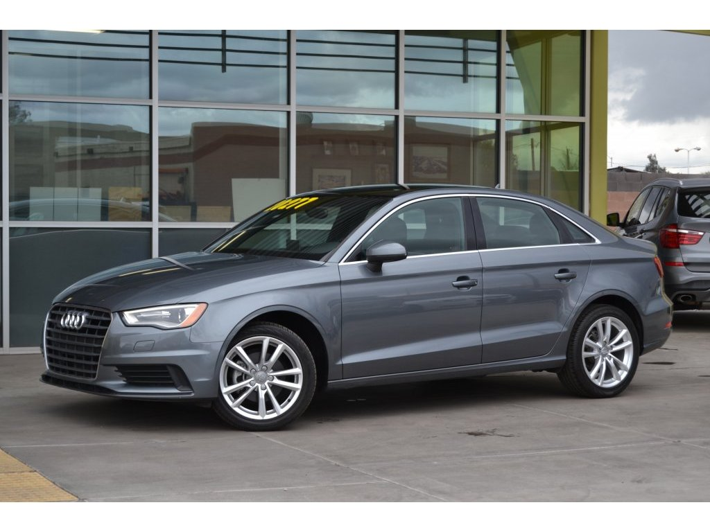 2015 Audi A3 for sale in Tempe, AZ serving Gilbert | Used ...