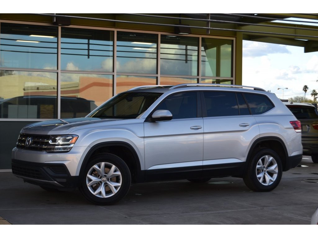 2018 Volkswagen Atlas 3.6L V6 Launch Edition (510000) Main Image