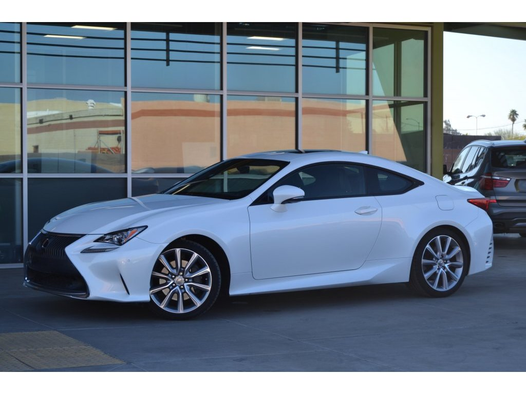 Lexus Rc 350 For Sale >> 2015 Lexus Rc 350