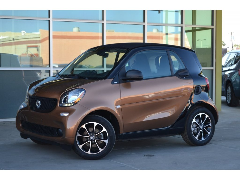 2017 smart fortwo passion (175409) Main Image