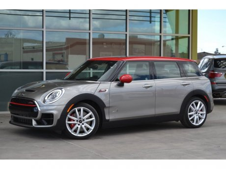 2019 Mini Clubman John Cooper Works