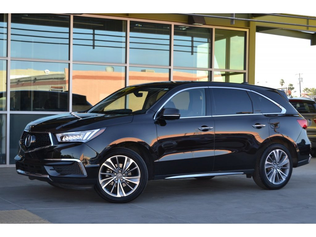 2017 Acura MDX w/Technology Pkg (016318) Main Image