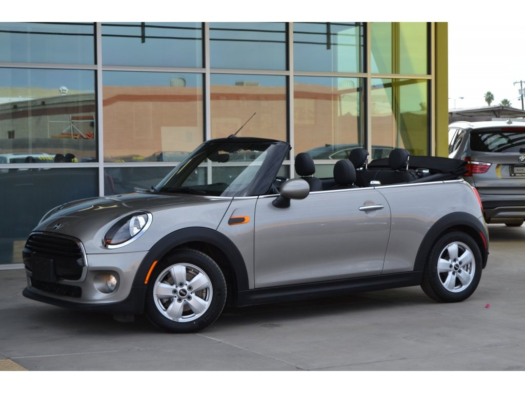 2019 Mini Convertible Cooper (D01481) Main Image