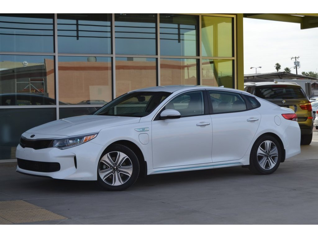 2017 Kia Optima Plug-In Hybrid EX (007865) Main Image