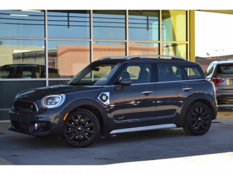2018 Mini Countryman Cooper S E