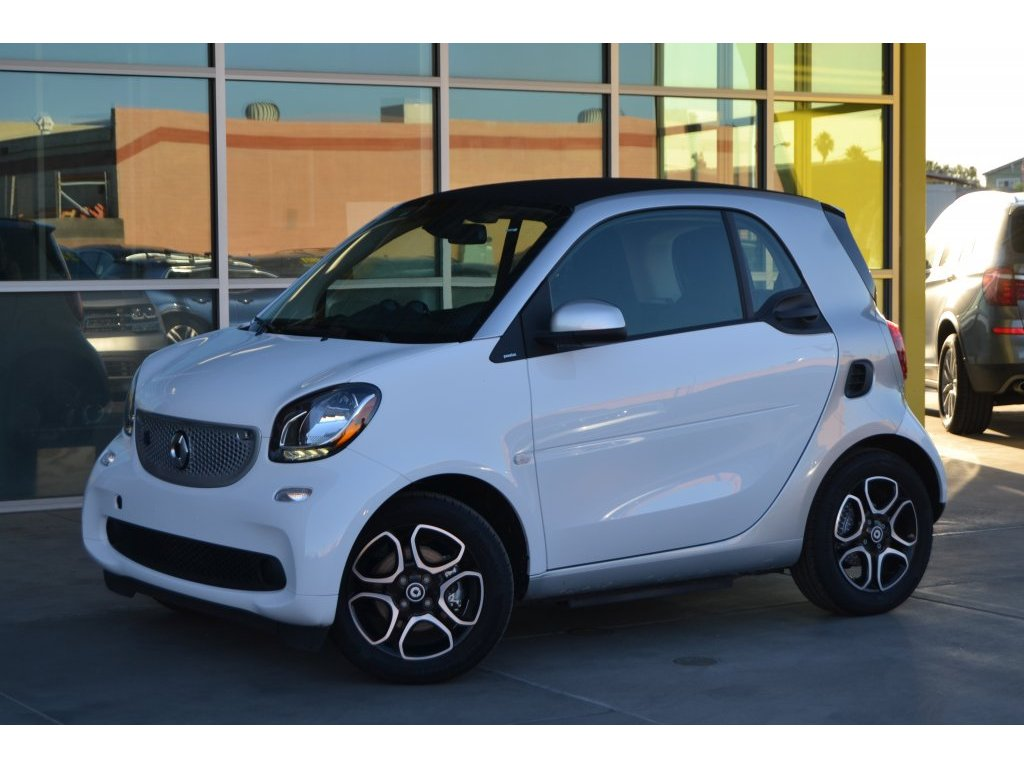 2018 smart fortwo electric drive passion (309733) Main Image