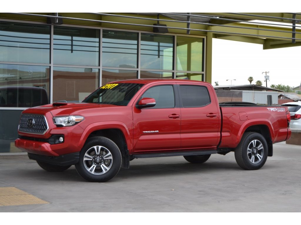 2018 Toyota Tacoma For In Tempe