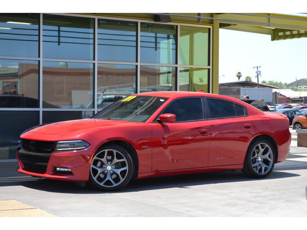 2015 Dodge Charger RT (871380) Main Image
