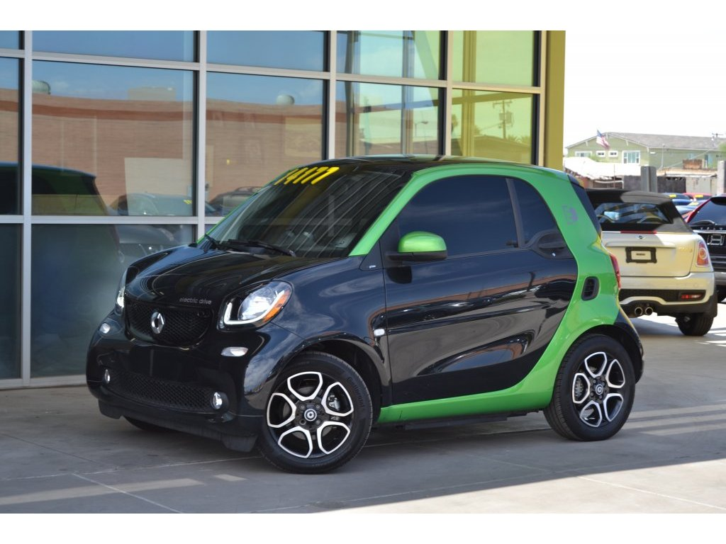 2017 smart fortwo electric drive prime (230142) Main Image