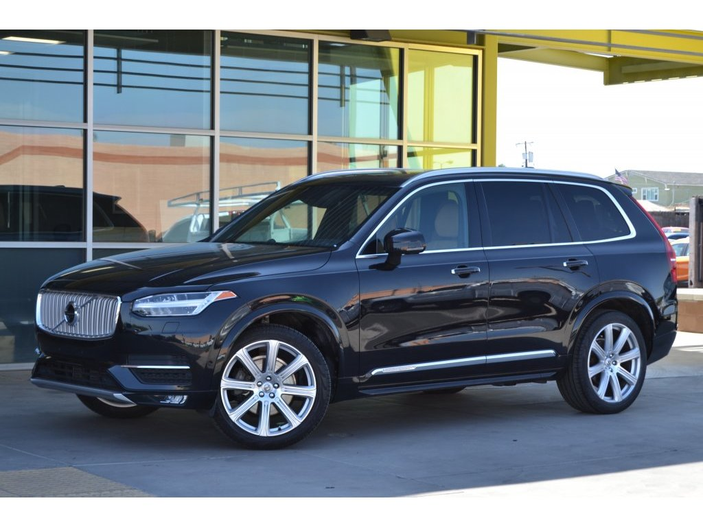 2016 Volvo Xc90 T6 First Edition (002336) Main Image