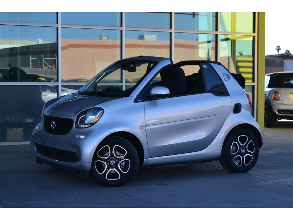 2018 smart fortwo electric drive passion (261632) Main Image