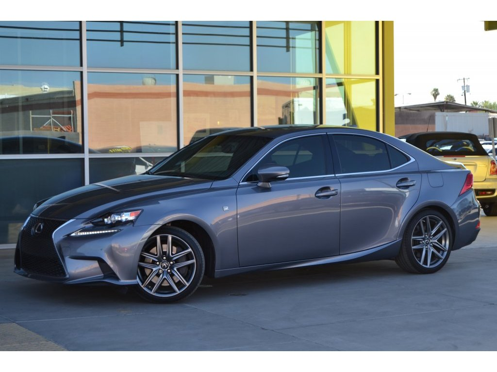2016 Lexus IS 350 F-Sport (027025) Main Image